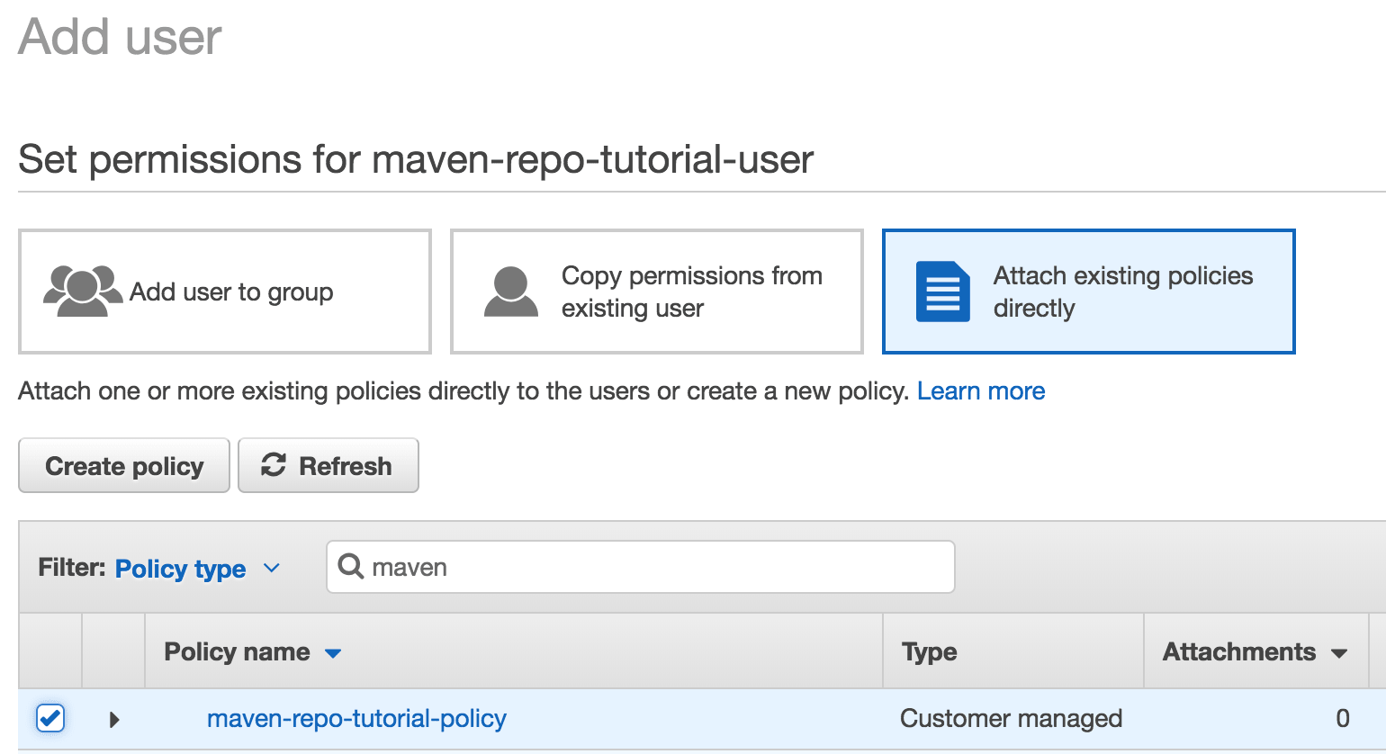Using an AWS S3 Bucket as your Maven Repository